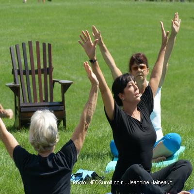 Yoga-ile-Saint-Bernard-Ecomarche-Photo-INFOSuroit-com_ Jeannine-Haineault
