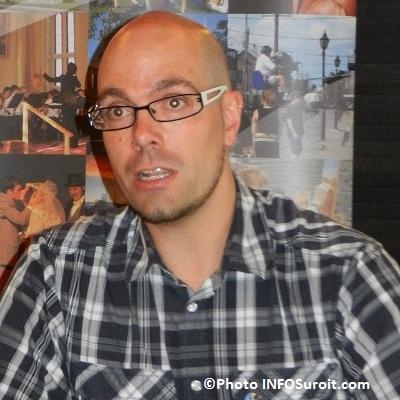 Philippe-Laplante-coordonnateur-culturel-MRC-Beauharnois-Salaberry-Photo-INFOSuroit-com_