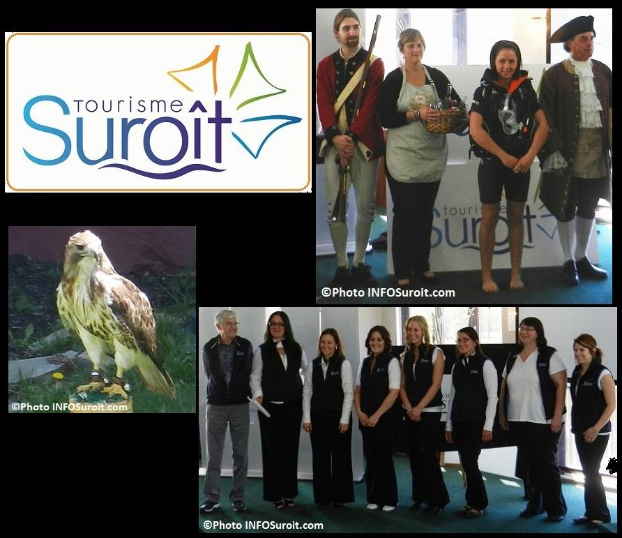 Tourisme-Suroit-lancement-2012-nouveau-logo-et-oiseau-et-personnel-Photos-INFOSuroit-com_