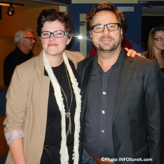 Valspec-lancement-2012-Emilie-Poirier-et-Stephane-E-Roy-Photo-INFOSuroit-com_