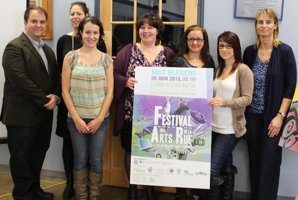 Intervenants Festival des Arts de la Rue VHSL Photo publiee par INFOSuroit