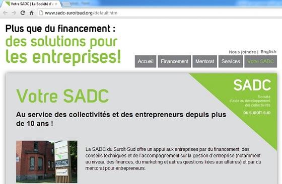 Nouveau-site-Internet-SADC-Capture-d-ecran-publiee-par-INFOSuroit-com_