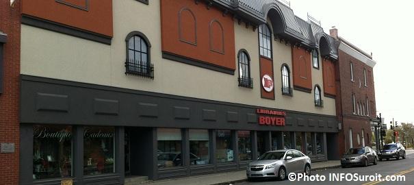 Valleyfield-renovation-facades-centre-ville-Librairies-Boyer-Photo-INFOSuroit-com_