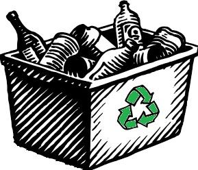 Bouteille-cannette-boisson-gazeuse-recuperation-recyclage-Image-CPA-publiee-par-INFOSuroit