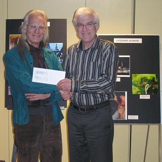 Concours photos MRC HSL Gagnant 2012 Norm Rennie et Alain Castagner Photo courtoisie publiee par INFOSuroit