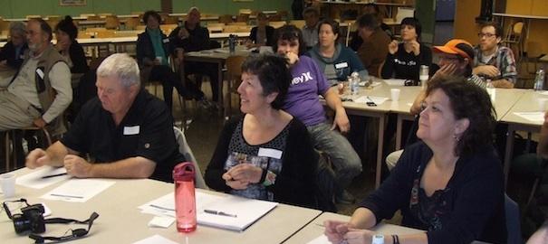 Echanges consultation publique Politique culturelle MRC Photo courtoisie publiee par INFOSuroit