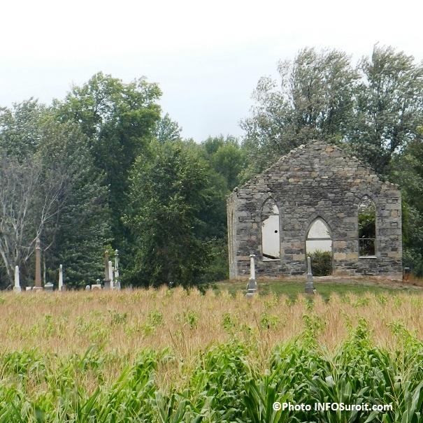 LaGuerre-cimetiere-reste-d-eglise-a-St-Anicet-MRC-Haut-St-LaurentPhoto-INFOSuroit-com_