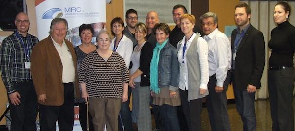 Participants Consultation Politique culturelle de la MRC Photo courtoisie publiee par INFOSuroit