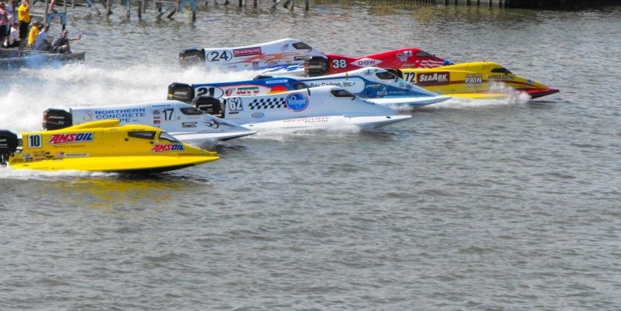 Us Formula  Powerboat Tour