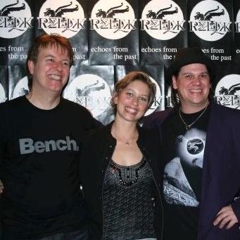 Relik Rejean Loiseau, Karine Legault, Dominic Joncas Photo courtoisie publiee par INFOSuroit