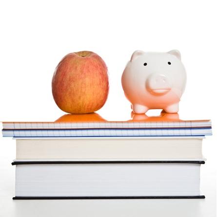 Savoir Education Formation Economie Livres Pomme Image CPA publiee par INFOSuroit