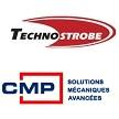 Technostrobe et CMP Solutions mecaniques logos publies par INFOSuroit