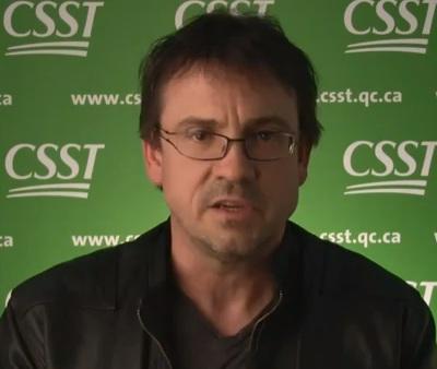 Claude-Legault-Porte-parole-campagnes-sensibilisation-CSST-Photo-courtoisie-publiee-par-INFOSuroit
