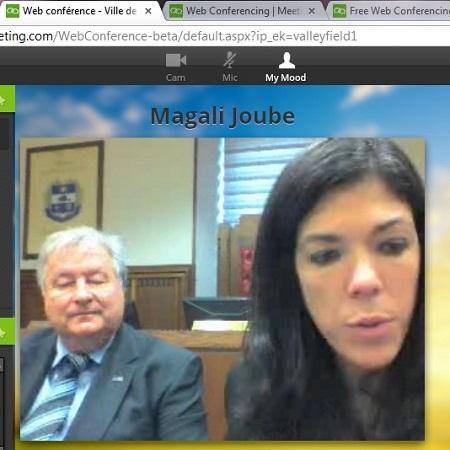 Webconference-Valleyfield-Denis-Lapointe-et-Magali-Joube-Photo-Extrait-Web-pour-INFOSuroit
