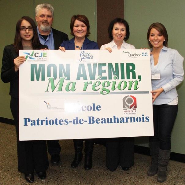 Mon_Avenir_Ma_Region-CAntunes-ESte-Marie-LClement-GMartineau-et-VProulx-Photo-courtoisie