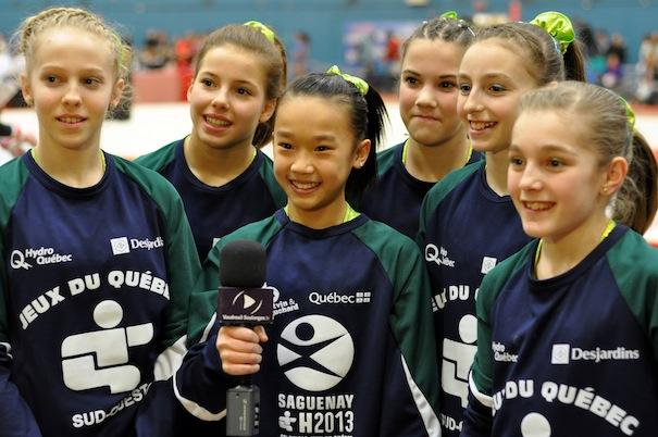 Jeux_du_Qc-Gymnastique-medaille-argent-equipe-feminine-Photo-MIssion-Sud-Ouest
