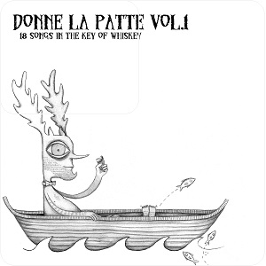 Compilation-Donne-la-patte-volume-1-18-songs-in-the-Key-of-whiskey-photo-courtoisie-publiee-par-INFOSuroit