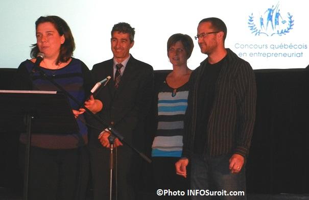 ConcoursEntrepreneuriat-2013-gagnants-ChevreriePurCachemire-SPatenaude-J-YLalande-Photo-INFOSuroit_com