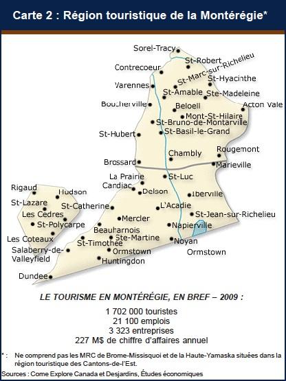 Desjardins-Etudes-economiques-Monteregie-2013-Carte-Region-Touristique