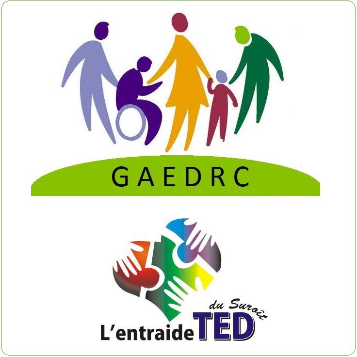 Logos-GAEDRC-et-L_entraide-TED-Suroit-assemblee-publique-centre-multifonctionnel-photos-courtoisie-publiee-par-INFOSuroit