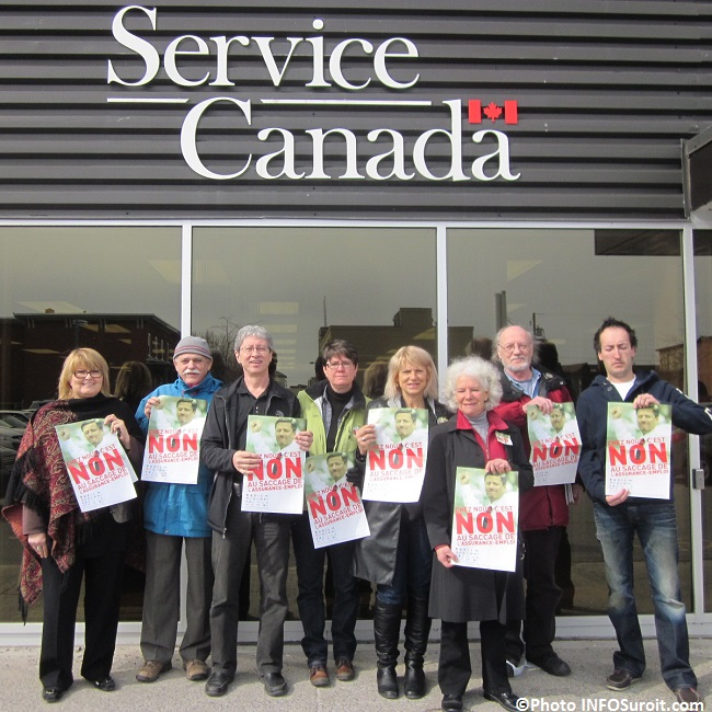 Representants-COTON-46-manifestation-reforme-assurance-emploi-Harper-photo-INFOSuroit