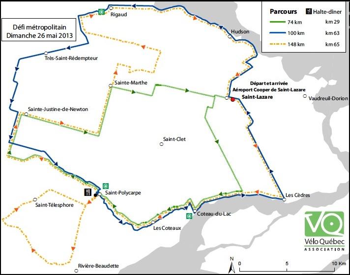 Defi-Metropolitain-cyclisme-Soulanges-avec-logo-Velo-Quebec-Carte-publiee-par-INFOSuroit