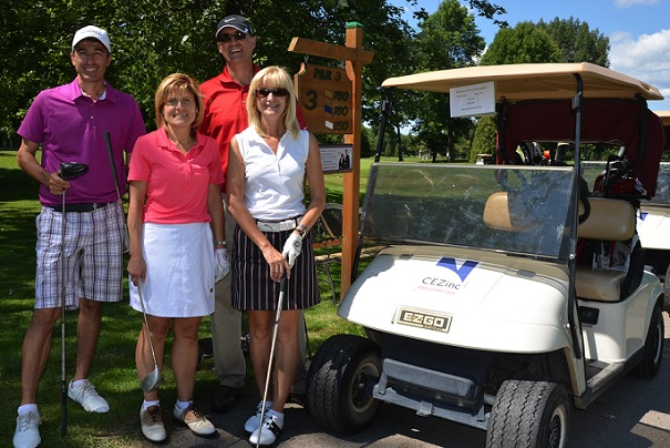 Tournoi-golf-Moisson_Sud-Ouest-equipe-CEZinc-dont-JF_Gagnon-E_Carissimi-et-L_Chatigny-Photo-MSO