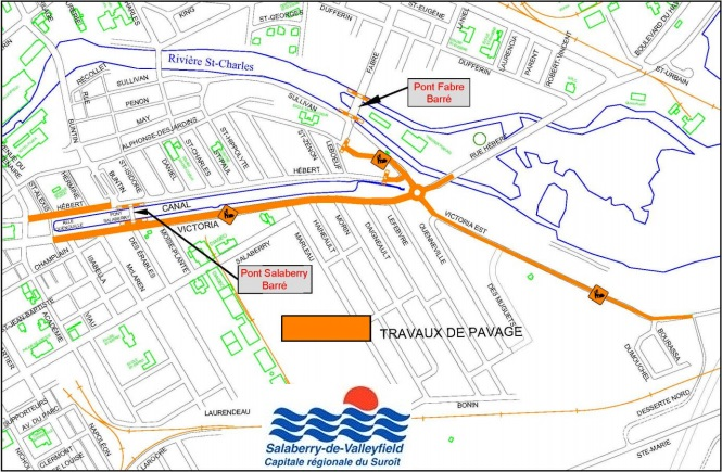Travaux-de-pavage-a-Salaberry-de-Valleyfield-Carte-SDV