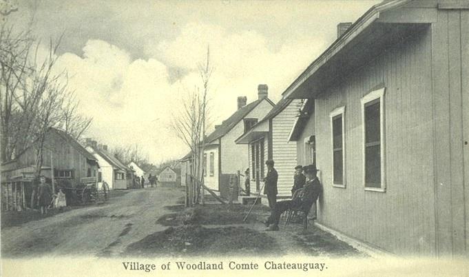 Ville-de-Lery-du-temps-du-Village-de-Woodland-Photo-courtoisie-Comite-du-Centenaire-de-Lery