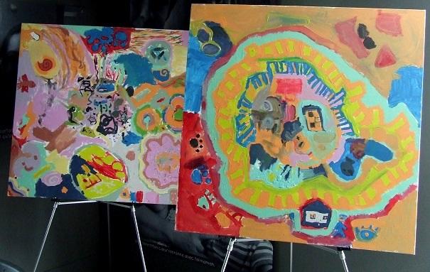 Oeuvres-peinture-tableaux-Maison-des-Enfants-Photo-courtoisie-MRC