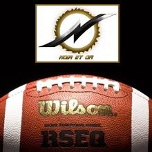 Ballon-Football-Wilson-RSEQ-Image-RSEQ-avec-logo-Noir-et-or-Valleyfield-publiee-par-INFOSuroit