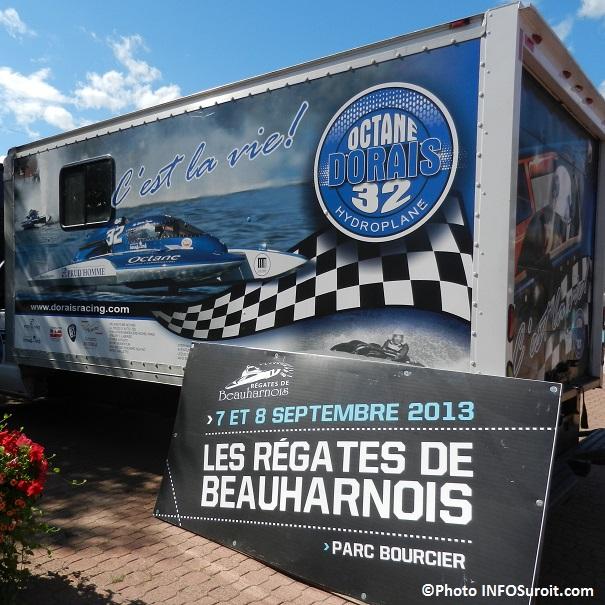 Camion-Octane-Dorais-H-32-et-annonce-Regates-de-Beauharnois-Photo-INFOSuroit_com