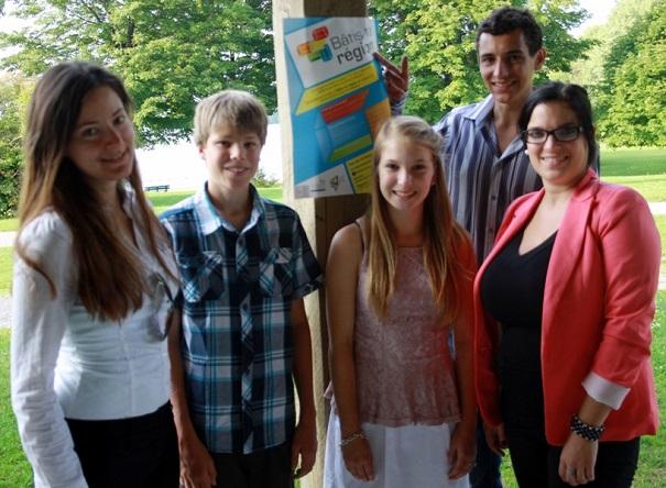 Forum-Jeunesse-Batis-ta-region-V_Riendeau-M_Proulx-MP_Raymond-M_Carrier-et-JP_Gagne-Photo-FJVHSL-publiee-par-INFOSuroit