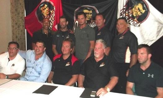Organisation-des-Braves-de-Valleyfield-2013-LNAH-Proprietaires-et-dirigeants-Photo-courtoisie