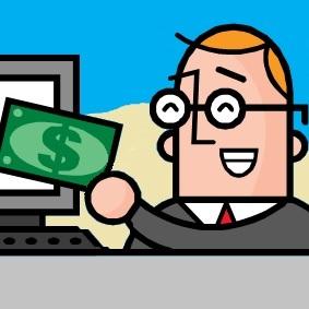 Paiement-en-ligne-ordinateur-dollar-Image-CPA-publiee-par-INFOSuroit_com