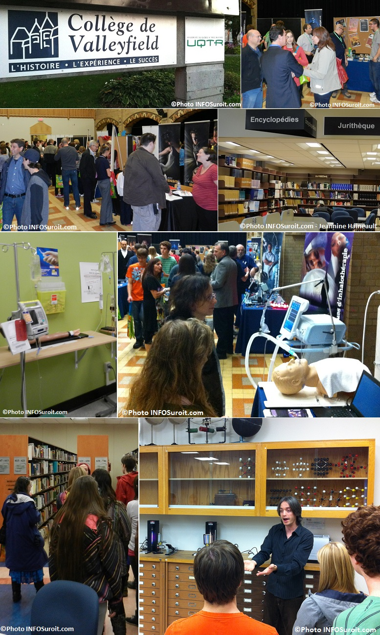 College-Valleyfield-Portes-ouvertes-exposants-visiteurs-laboratoires-Photos-INFOSuroit_com