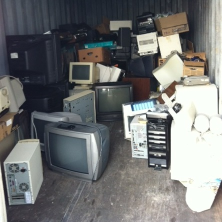 Recuperation-appareils-electroniques-recyclerie-Beauharnois-Salaberry-via-ecocentre-Beauharnois-Photo-MRC