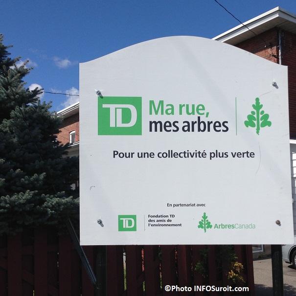 Ruelles-vertes-a-Valleyfield-enseigne-TD-Ma-rue-mes-arbres-Photo-INFOSuroit_com