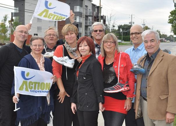 action-citoyenne-en-marche-pour-elections-municipales-Chateauguay-2013-Photo-courtoisie