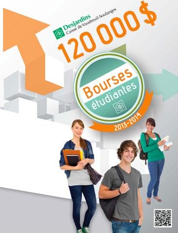 Affiche-Concours-bourses-etudiantes-Desjardins-Vaudreuil-Soulanges