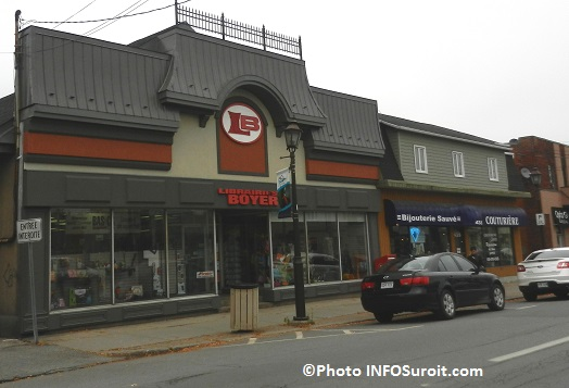 Librairies-Boyer-nouvelle-facade-a-Beauharnois-Photo-INFOSuroit_com
