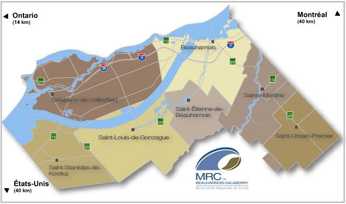 MRC-de-Beauharnois-Salaberry-Carte-des-municipalites-Image-courtoisie-MRC