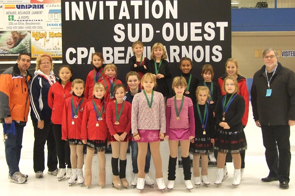 Patineurs-et-patineuses-de-Beauharnois-et-Sainte-Martine-lors-de-Invitation-Sud-Ouest-2012-Photo-courtoisie