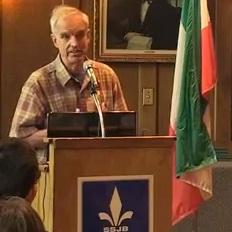 Charles_Castonguay-conference sur la regression-du-francais-Extrait-Youtube