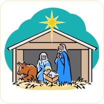 Creche-de-Noel-temps-des-Fetes-Jesus-image-CPA-publiee-par-INFOSuroit_com