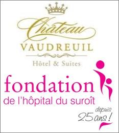 Chateau-Vaudreuil-logo-et-Fondation-de-l-hopital-du-Suroit-logo-Par-INFOSuroit