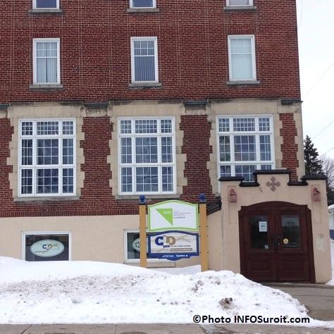 CLD-Haut-Saint-Laurent-bureaux-Huntingdon-hiver-Photo-INFOSuroit