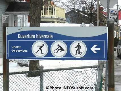 Entree-parc-regional-des-iles-de-St-Timothee-Enseigne-hiver-Photo-INFOSuroit_com