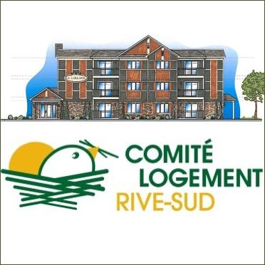 Logement-social-a-Sainte-Martine-avec-logo Comite-logement-Rive-Sud-Publie-par-INFOSuroit