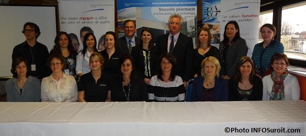 Nouvelle-pharmacie-Hopital-Suroit-equipe-departement-pharmacie-photo-INFOSuroit_com